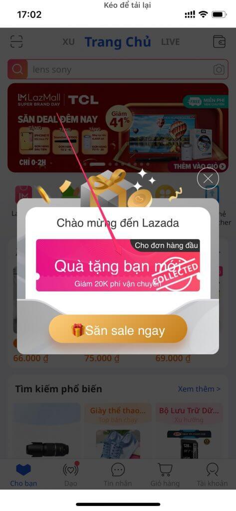 dang ky lazada app
