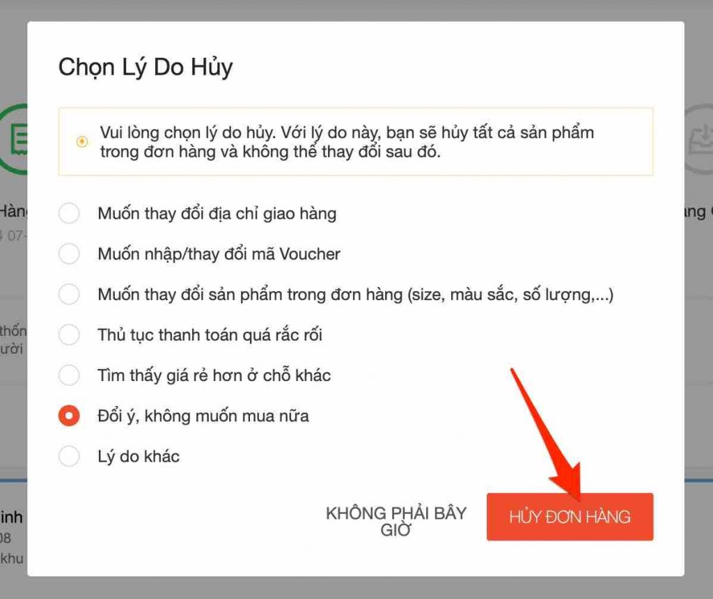 huy don hang shopee 1