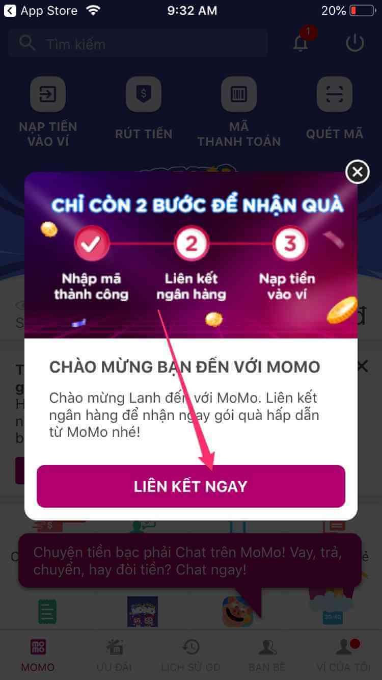 dang ky ung dung momo 6